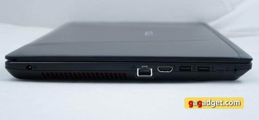 Обзор геймерского ноутбука ASUS FX553VD-13