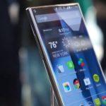 12551 AnTuTu confirmed the development of a new frameless smartphone Sharp