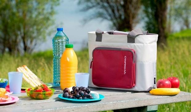13148 Cooler bag: maximum ergonomics and compactness