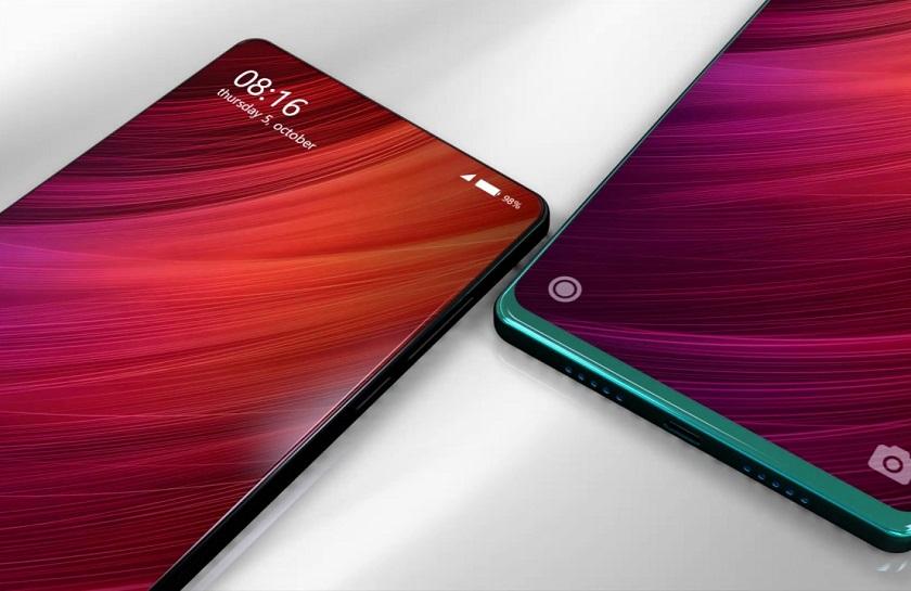 Frameless Xiaomi Mi MIX 2 will receive the Lite version