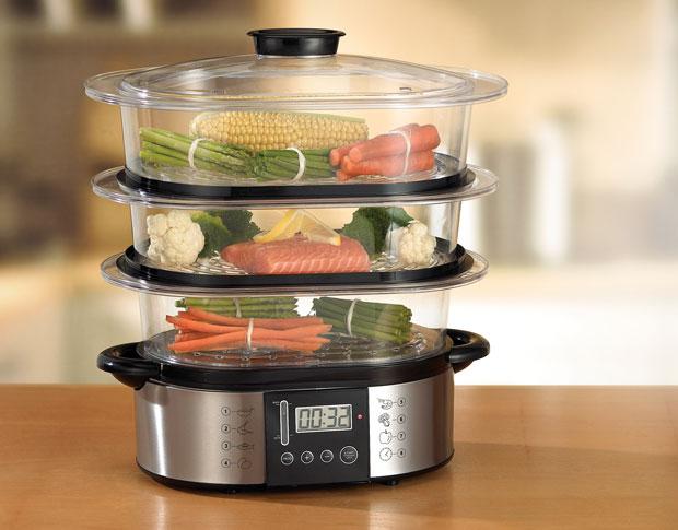 Как выбрать пароварку 6 главных параметров – Пароварка на кухне