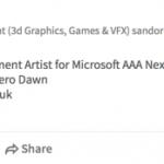12436 Microsoft plans to create a competitor to Horizon Zero Dawn