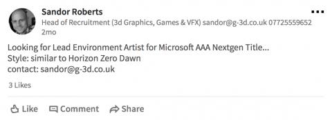 Microsoft plans to create a competitor to Horizon Zero Dawn