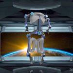11696 Orpheus - exoskeleton for training in zero gravity (3 photos)