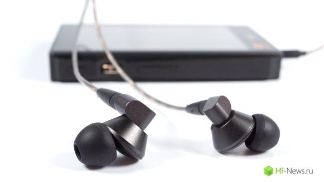Overview headphones Fiio F5 — coming balance!