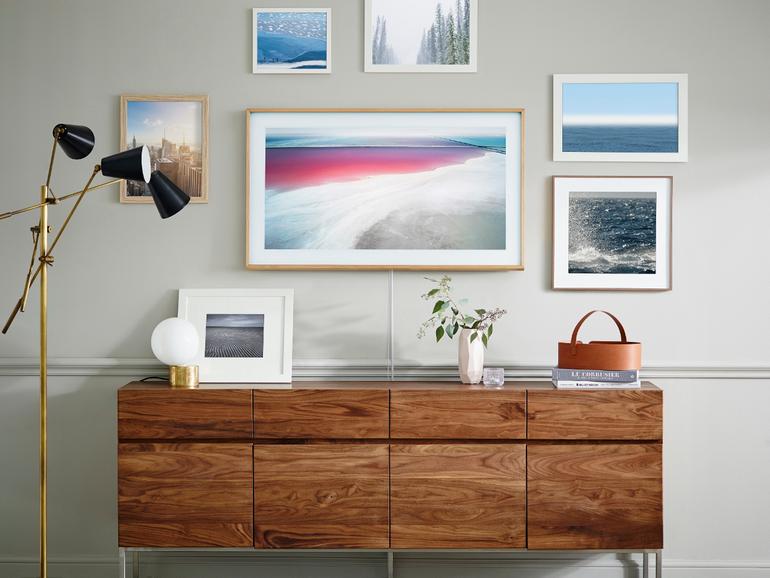 Samsung vypuskaet TV-picture Frame TV