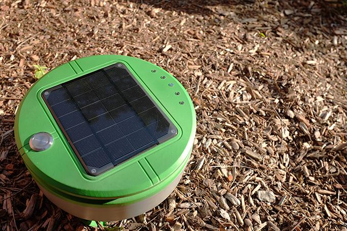 Стартап недели от АЛЛО. Tertill - робот-огородник на солнечных батареях - фото 4