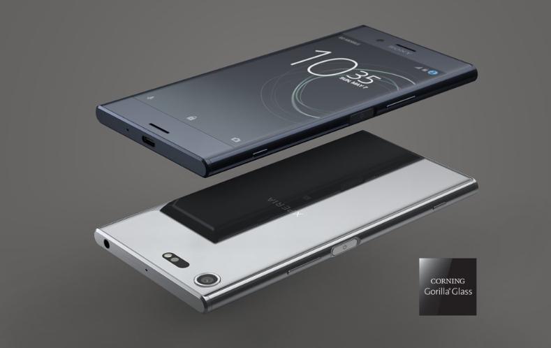 Sony Xperia XZ Premium-стекло Corning Gorilla Glass 5