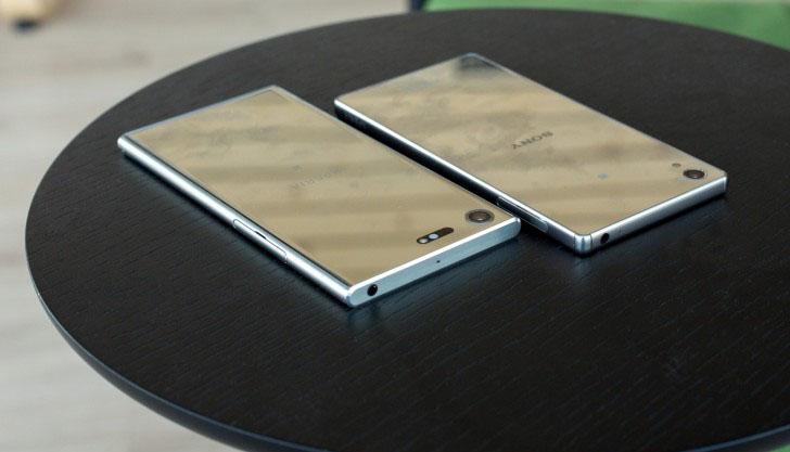 Sony Xperia XZ Premium vs Xperia Z5 Premium-сравнение