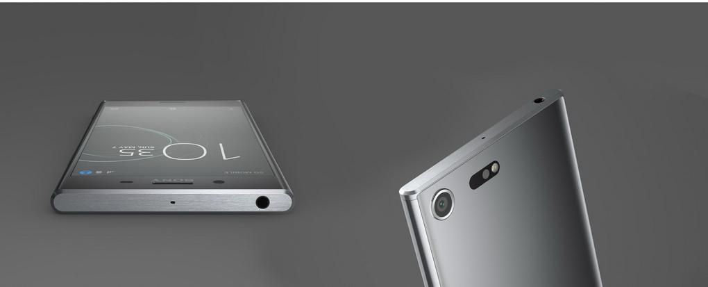 Sony Xperia XZ Premium-ракурсы