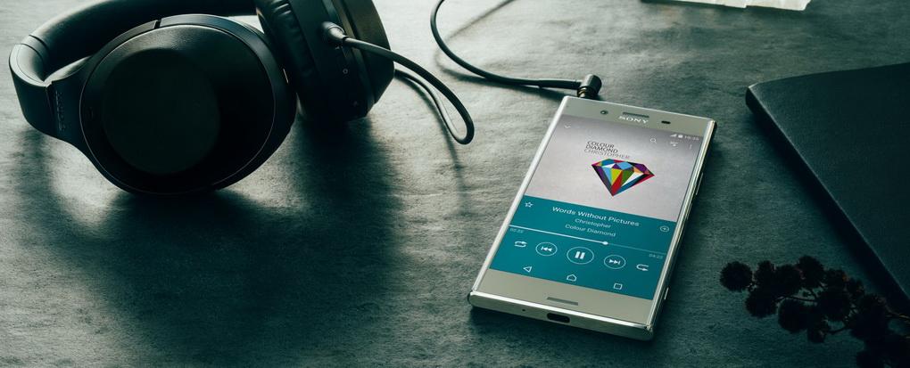 Sony Xperia XZ Premium-технология High-Res Audio