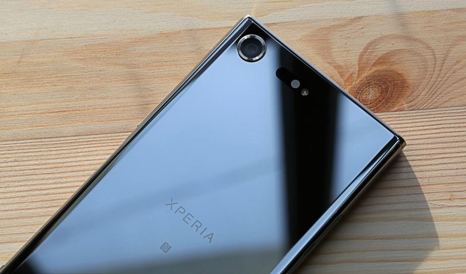 Sony Xperia XZ Premium-дизайн фото 1