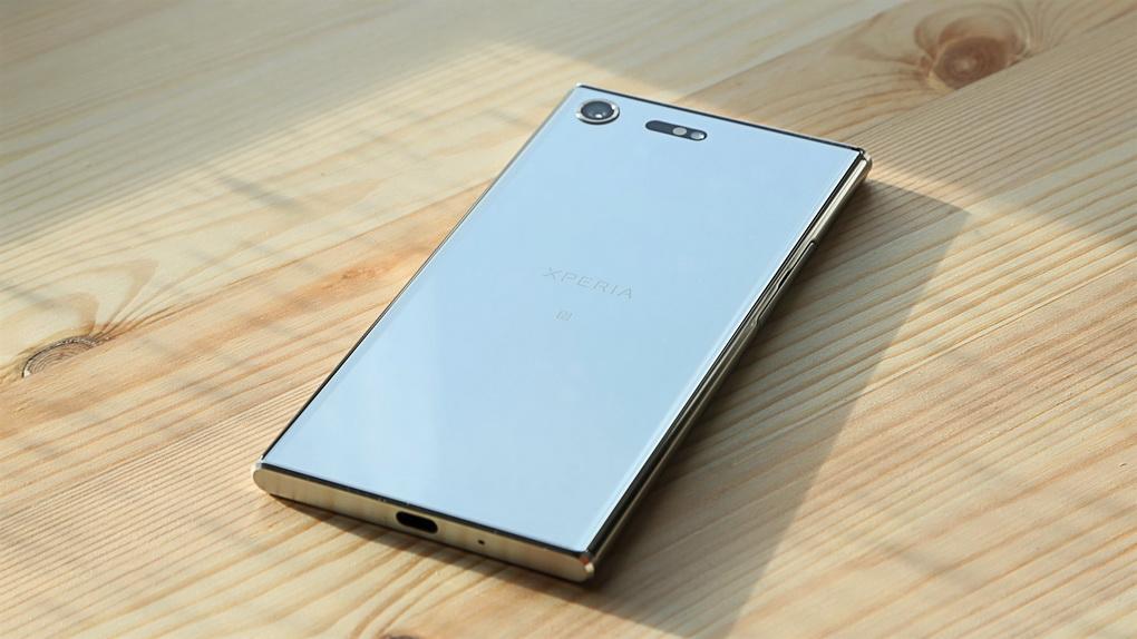 Sony Xperia XZ Premium-задняя панель фото 1