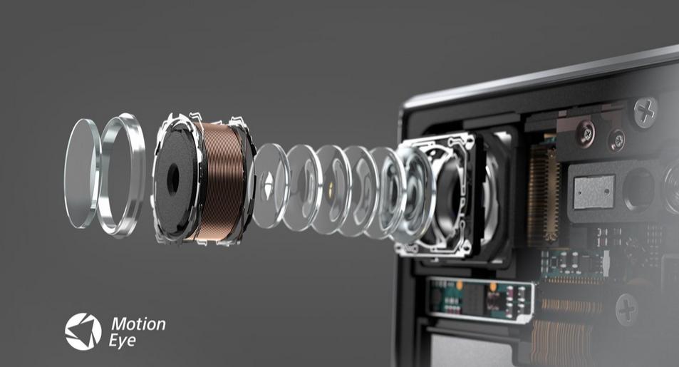 Sony Xperia XZ Premium-инновационная камера Motion Eye