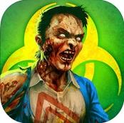 Топ-10 приложений для iOS и Android (5 - 11 июня) - DEAD PLAGUE. Zombie Outbreak Logo