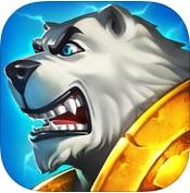 Топ-10 приложений для iOS и Android (5 - 11 июня) - Age of Warriors - Dragon Discord Logo