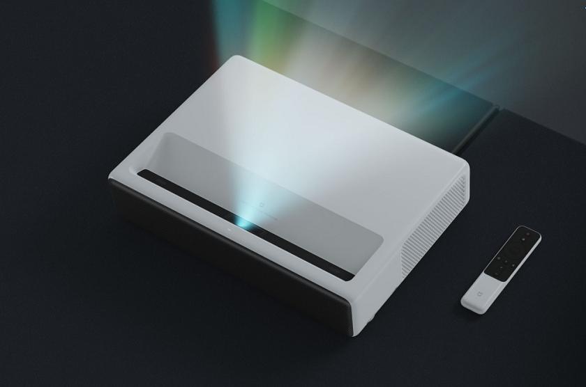 Xiaomi released Mi Laser projector Projection TV