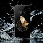 11138 ZTE Nubia Z17 - the first smartphone with 8GB RAM (5 photos)