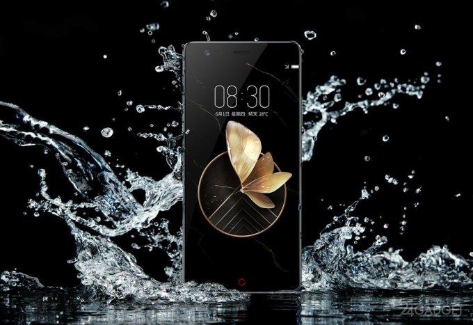 ZTE Nubia Z17 – the first smartphone with 8GB RAM (5 photos)