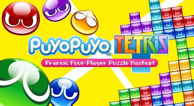A review of the game Puyo Puyo Tetris