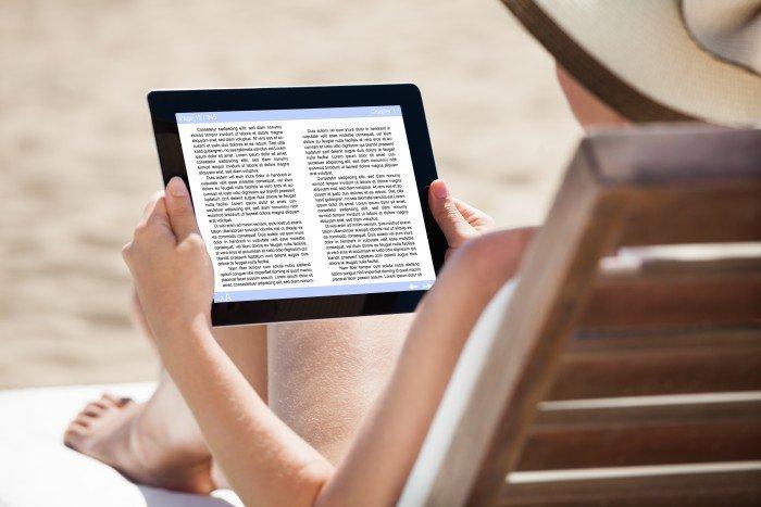 Гаджеты-чтение