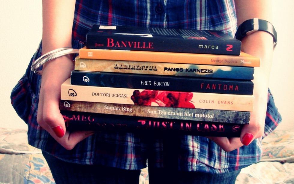 Книги-что почитать