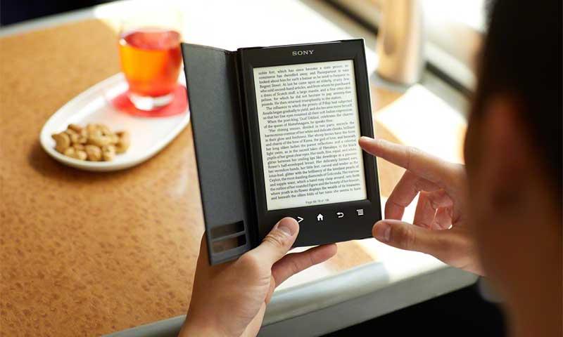 Современное чтение-букридер