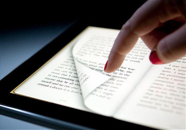 Чтение-электронные книги