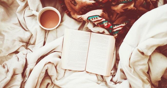 Утреннее чтение-фото