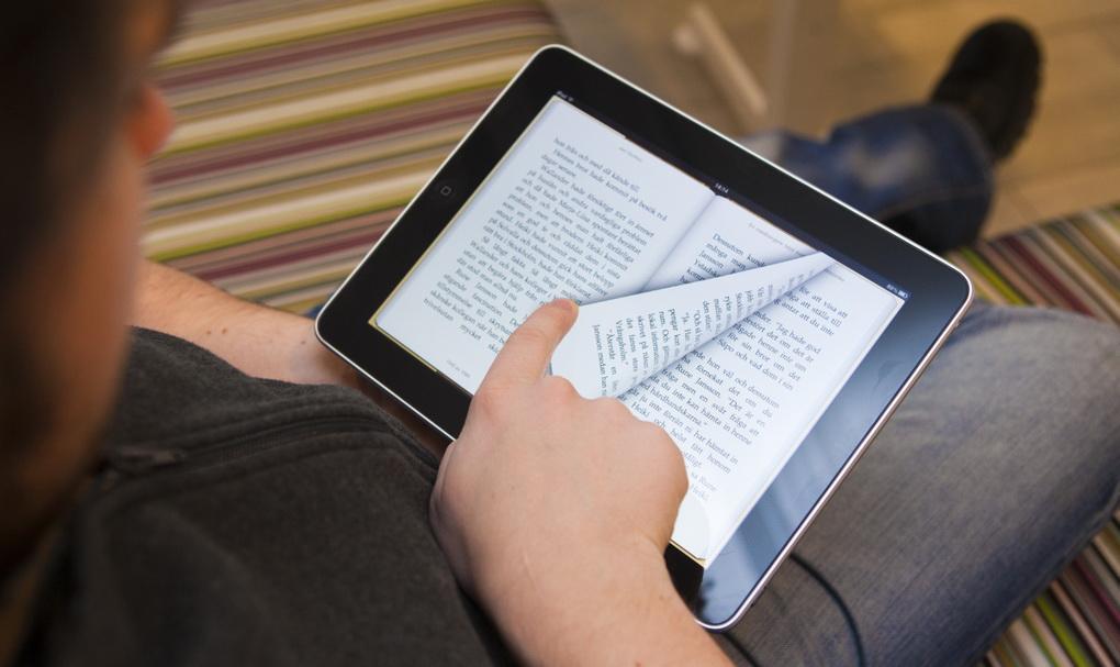 Планшет для чтения-фото