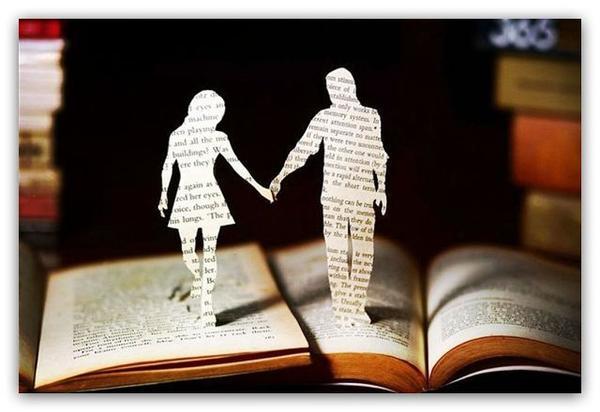 Чтение для двоих-фото