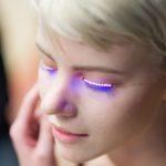 13527 Fashion of the future: interactive led f lashes.