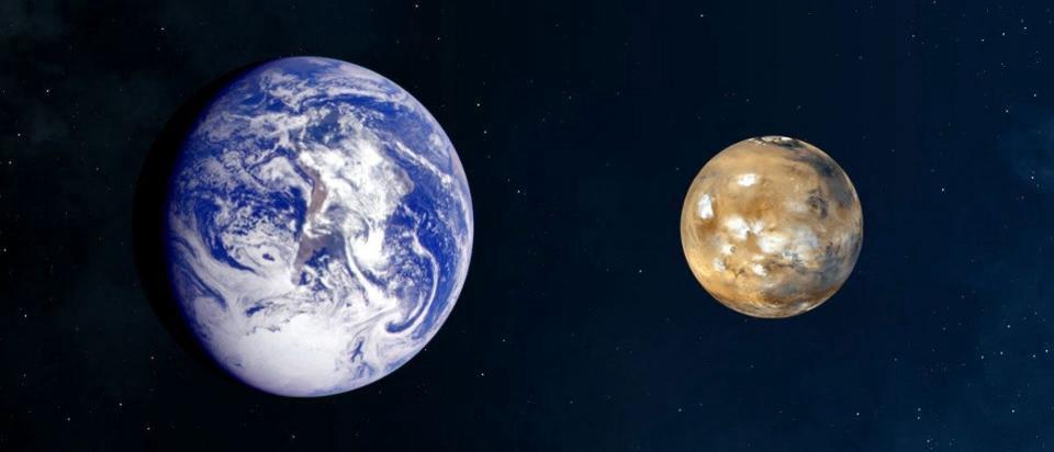 Foolish to dream about terraforming Mars?