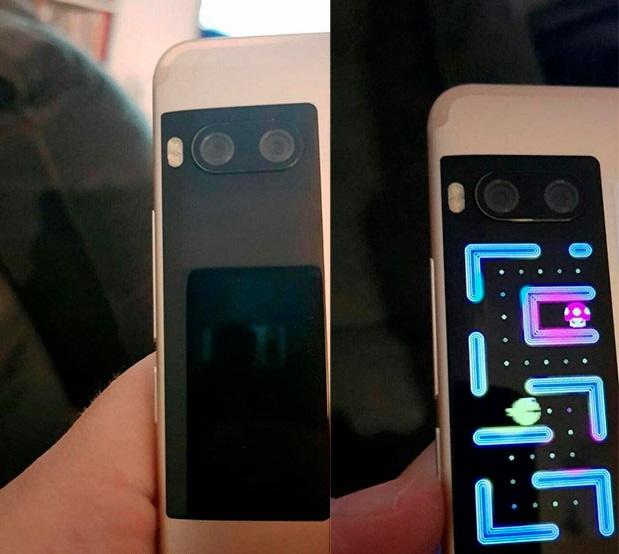 На дополнительном дисплее Meizu Pro 7 можно будет запускать игры - фото 1