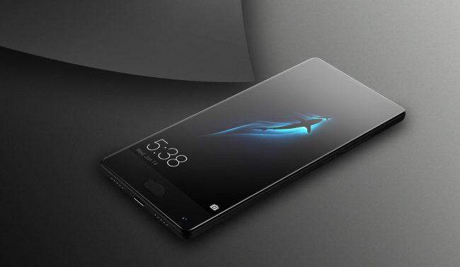 Frameless smartphone BLUBOO S1 fell by $ 50