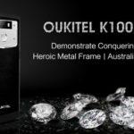 13529 How hardy smartphone OUKITEL K10000 Pro?
