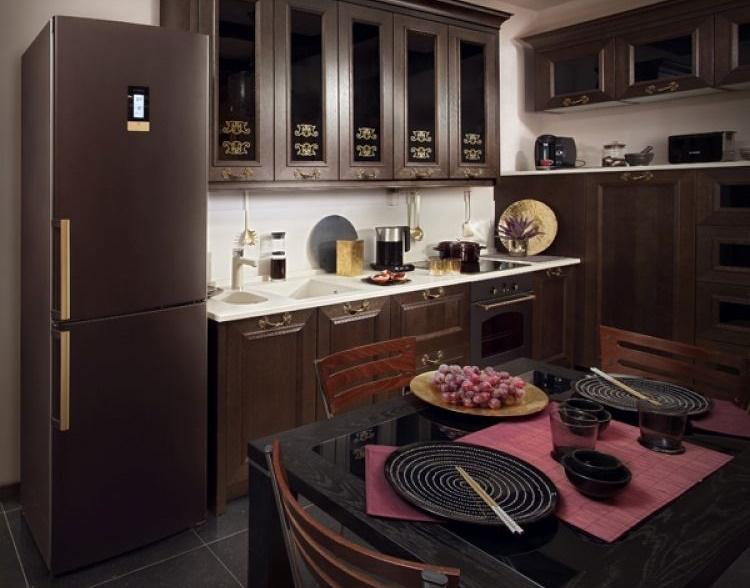 Как выбрать холодильник советы, нюансы, хитрости – Коричневый холодильник
