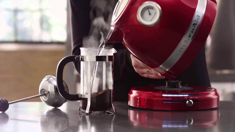 Как очистить чайник от накипи – чайник