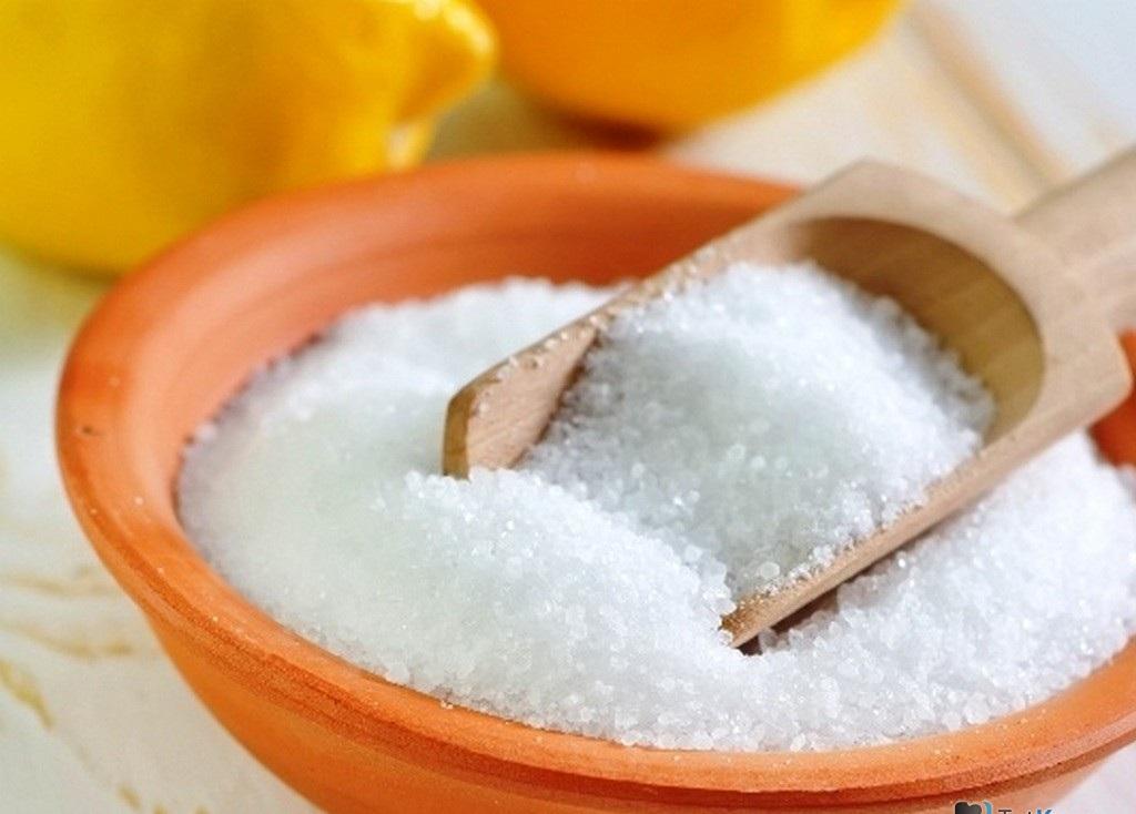 Как очистить чайник от накипи – лимонная кислота