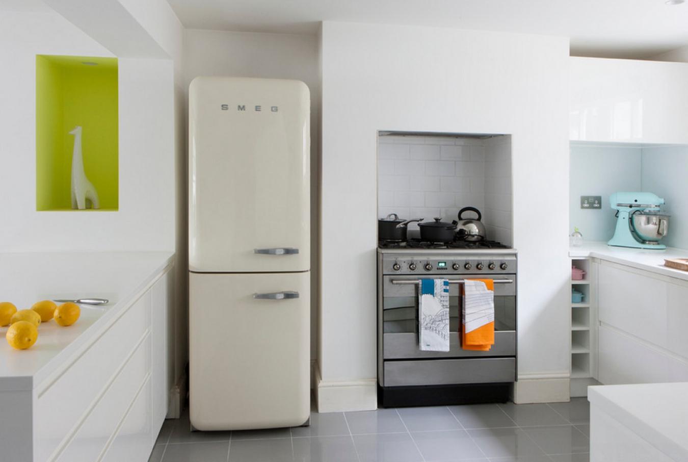 Как размораживать холодильник правильно и быстро – Холодильник в интерьере