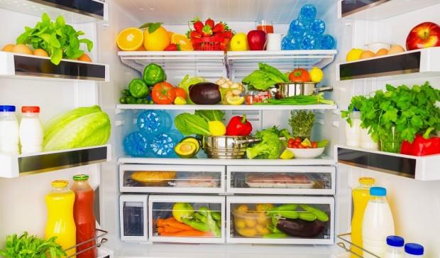 Как размораживать холодильник правильно и быстро – Открытый холодильник