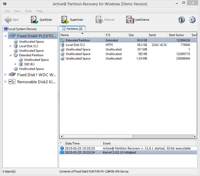 Как восстановить удаленные файлы на компьютере - EaseUS Data Recovery Wizard
