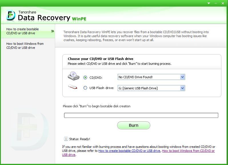 Как восстановить удаленные файлы на компьютере – Tenorshare Data Recovery