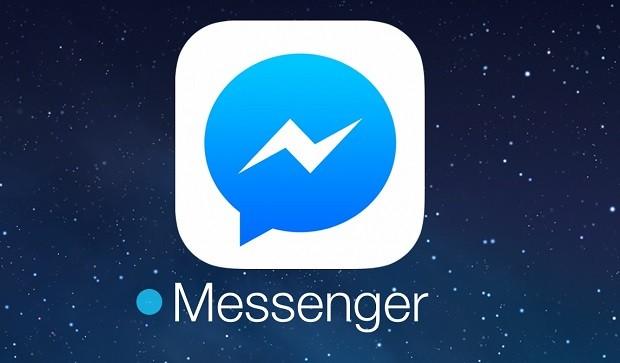 In Facebook Messenger appears is
