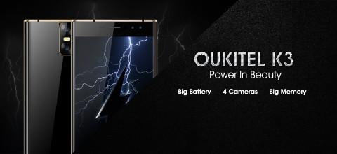 Insides #1017: Oukitel K3, MediaTek Helio X30, Helium Xiaomi, Meizu flagship headphones