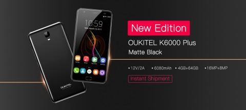 Insides #1024: Oukitel K6000 Plus, Aermoo M1, Nokia 2, touch pen for Samsung Galaxy Note 8