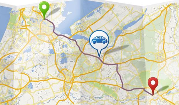 Integration BlaBlaCar Google Maps for Ukraine and Belgium