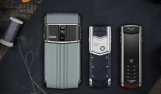 Manufacturer of luxury phones Vertu declared bankrupt