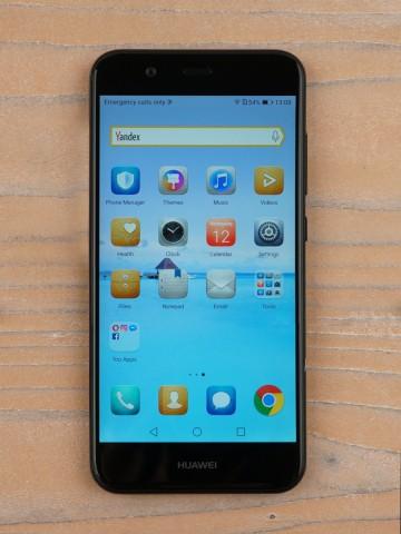 Review Huawei nova 2: twice cameras