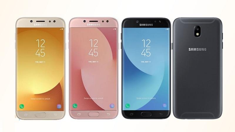 Samsung выпустила смартфон Galaxy J5 Pro - фото 1